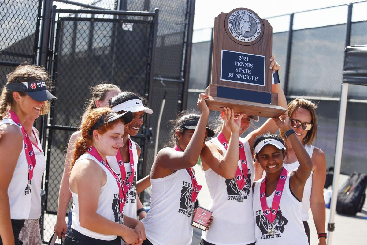 Cedar Falls team trophy