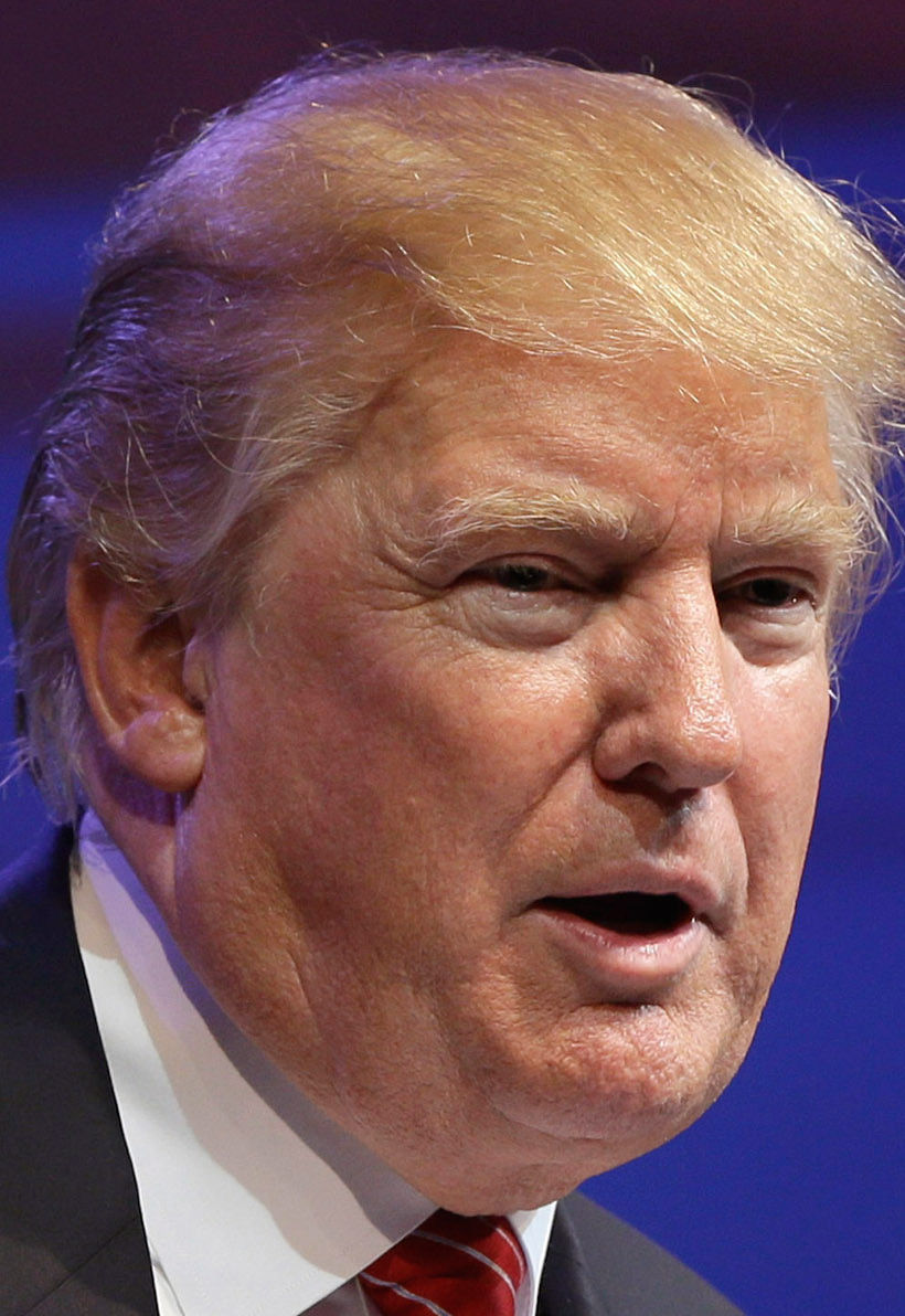 Trump, Donald - Mug