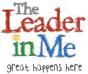 Leader in Me logo