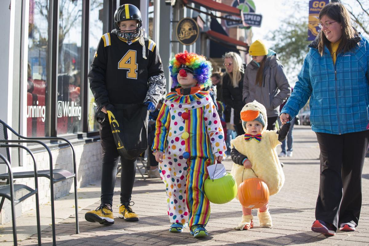 Halloween Hours 2020 Cedar Falls Iowa Despite COVID, Cedar Falls will hold trick or treat hours Oct. 31