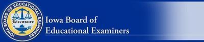Board of Educatioal Examiners logo