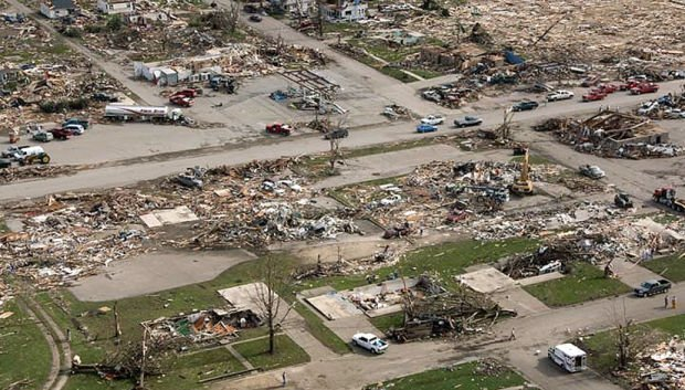 Parkersburg's commerce revived five years after tornado