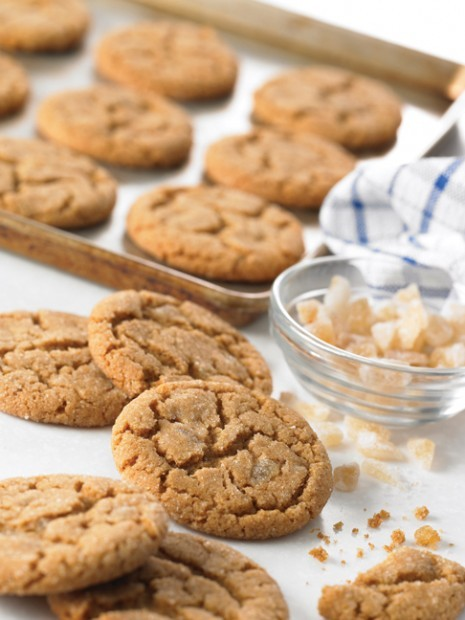 Double Ginger Gingersnaps Cookie