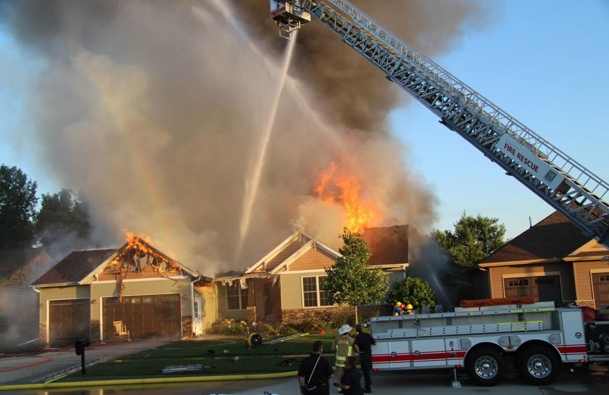 Update Cedar Falls Home Destroyed In Fire Photosvideo Local
