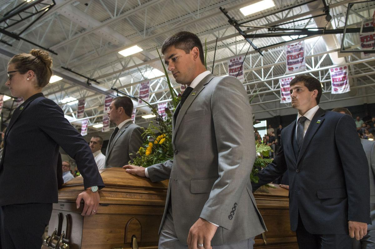 luft funeral