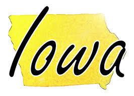 Iowa clip art