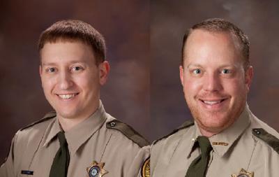 Todd Schmitt and Chris Wuebker