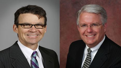 Joe Bolkcom and John Forbes