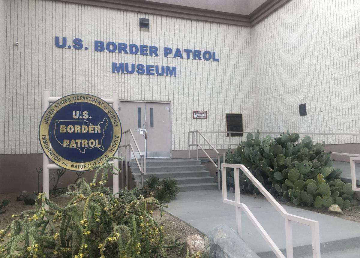 Travel Border Patrol Museum