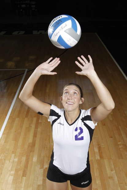 Bre Payton is UNI's ace in the pocket | Volleyball ...