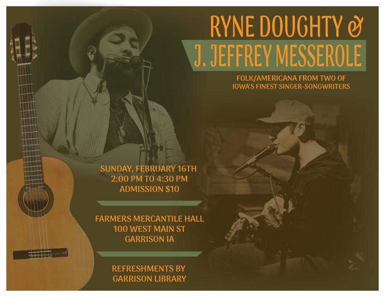 Ryne Doughty & J. Jeffery Messerole