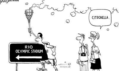 Edit cartoon Rio