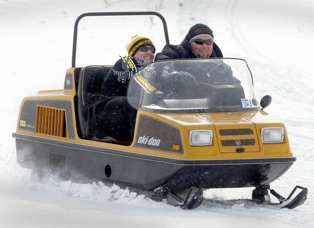 Ski Doo Alpine >> Cedar Valley snowmobilers get early Christmas present | Local News | wcfcourier.com