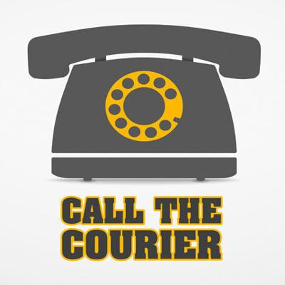 Call the Courier logo New
