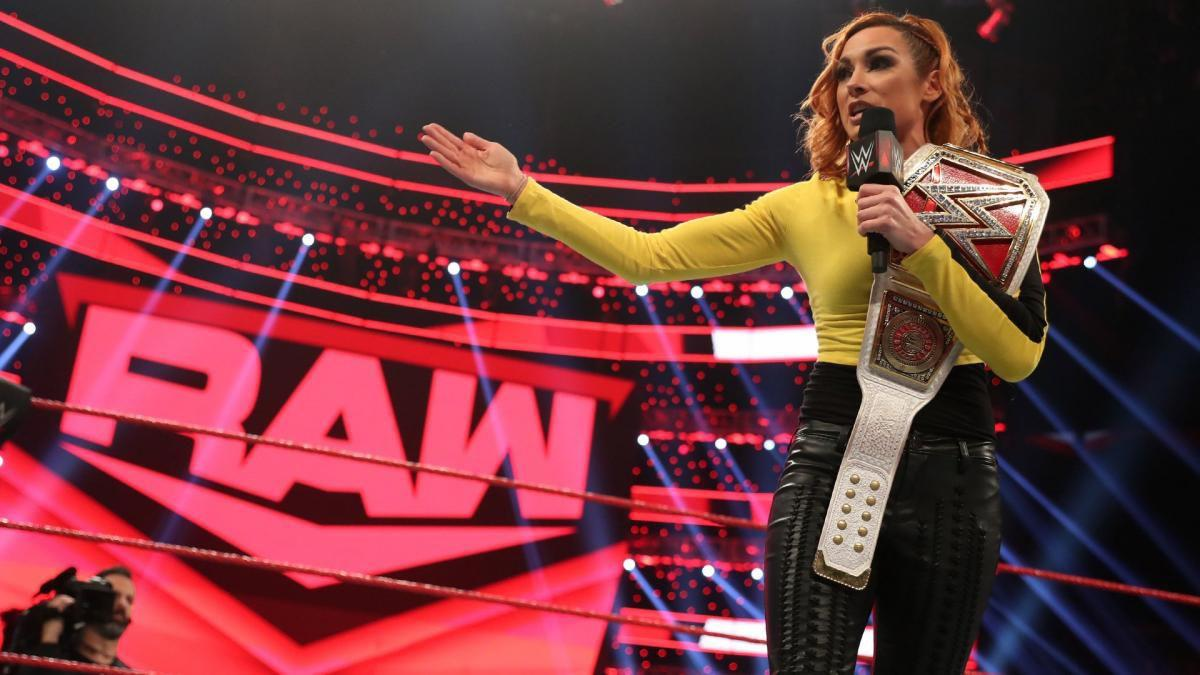 WWE 'Raw' Champion Becky Lynch on Changing the Game & More to Come