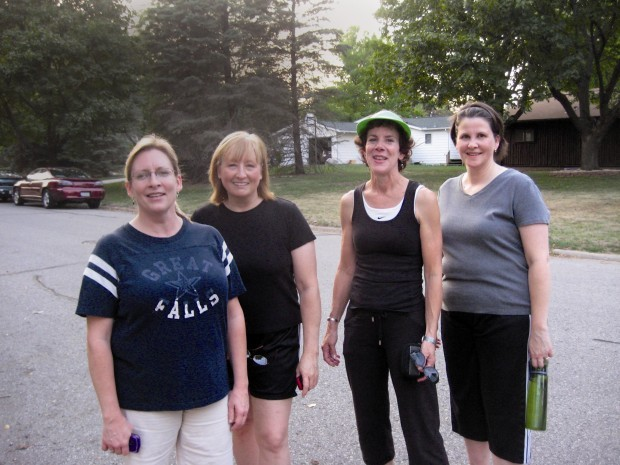 Neighborhood moai walking groups foster fitness ...