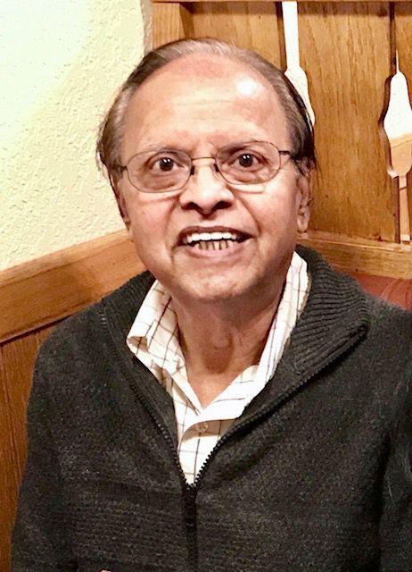 Dr. Sushil K. Upadhyay