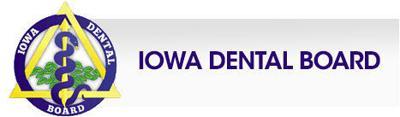 Iowa Dental Board logo