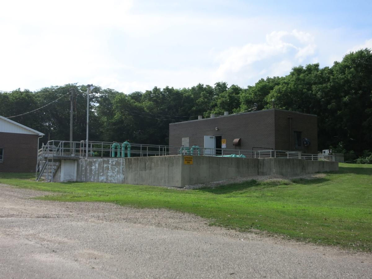 Evansdale Wastewater Treatment Plant