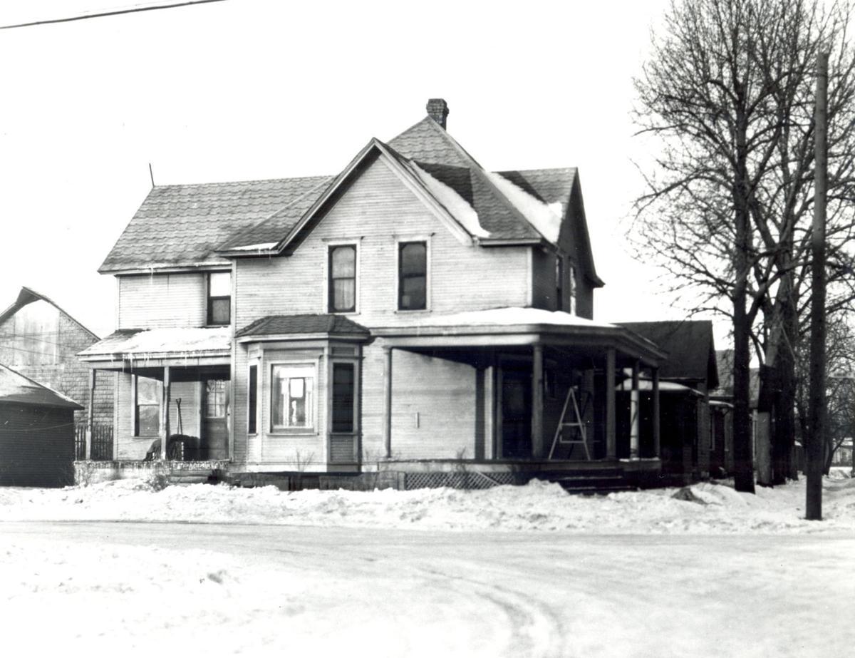 Sullivan family home