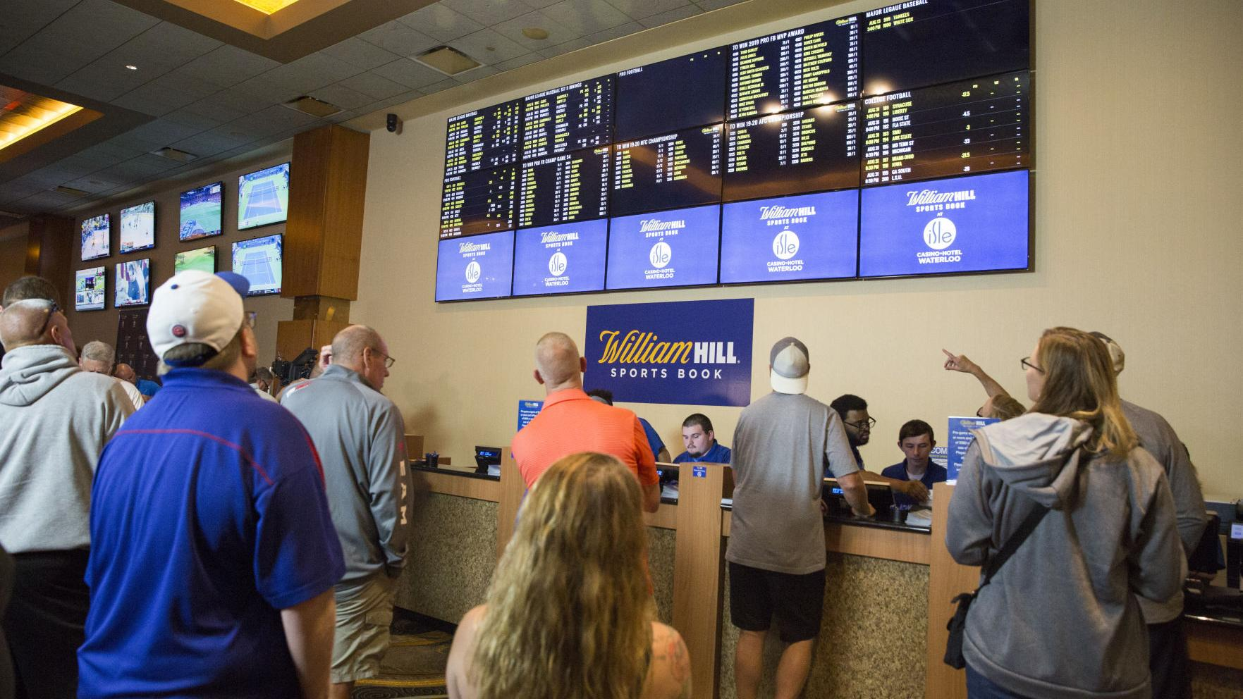William Hill mobile betting app now available in Iowa   Business - Local  News   wcfcourier.com