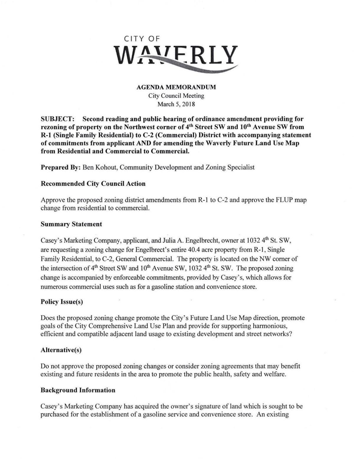 PDF: Rezoning ordinance documents