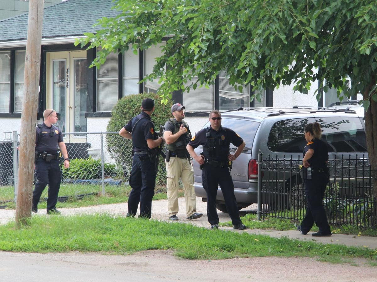 UPDATE: Several arrested on gun, drug charges in Waterloo