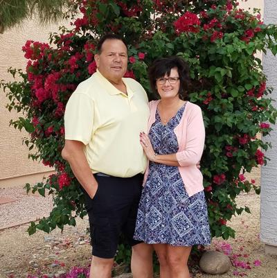 Kevin and Julia Barz