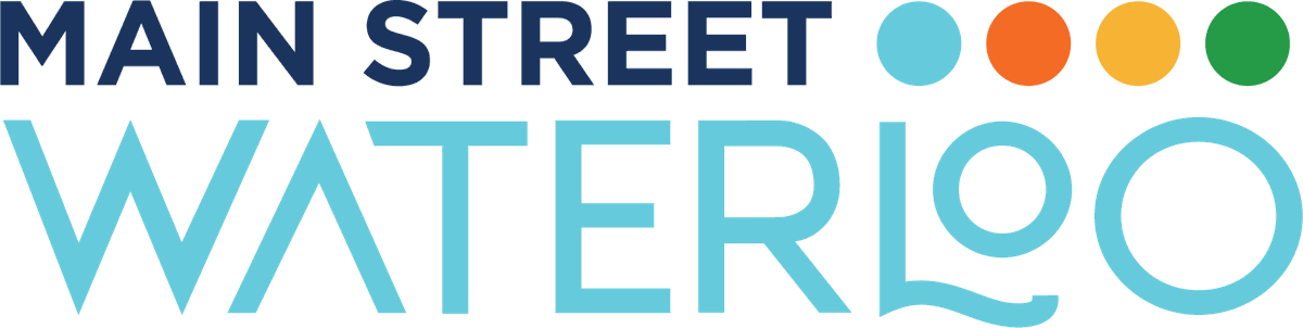 Main Street Waterloo logo 2020