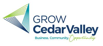Grow Cedar Valley logo