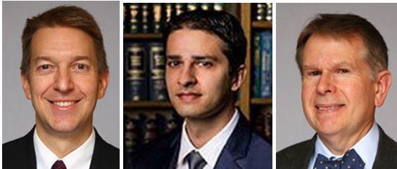 Chad Swanson, Eashaan Vajpeyi, James Cook