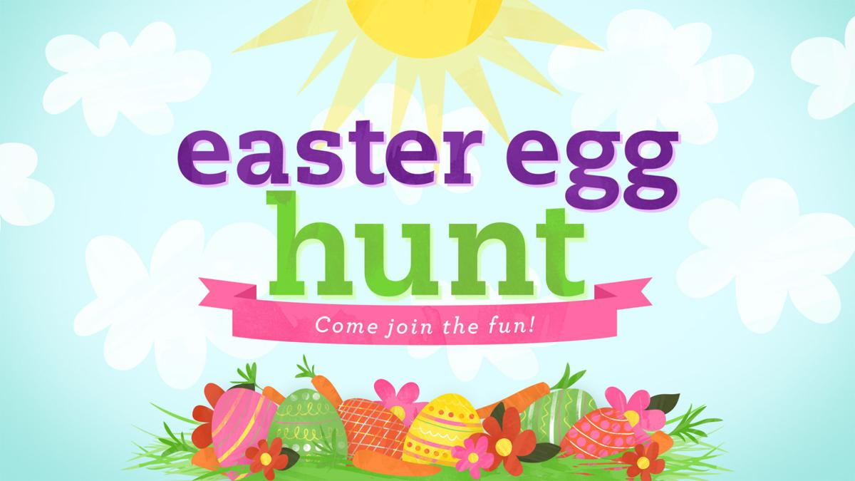 waterloo church to hold easter egg hunt saturday