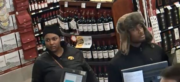 Cedar Falls police seek help in liquor store theft | Local News | wcfcourier.com