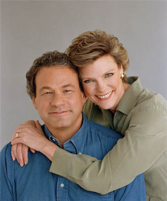 Cokie Roberts and Steve Roberts