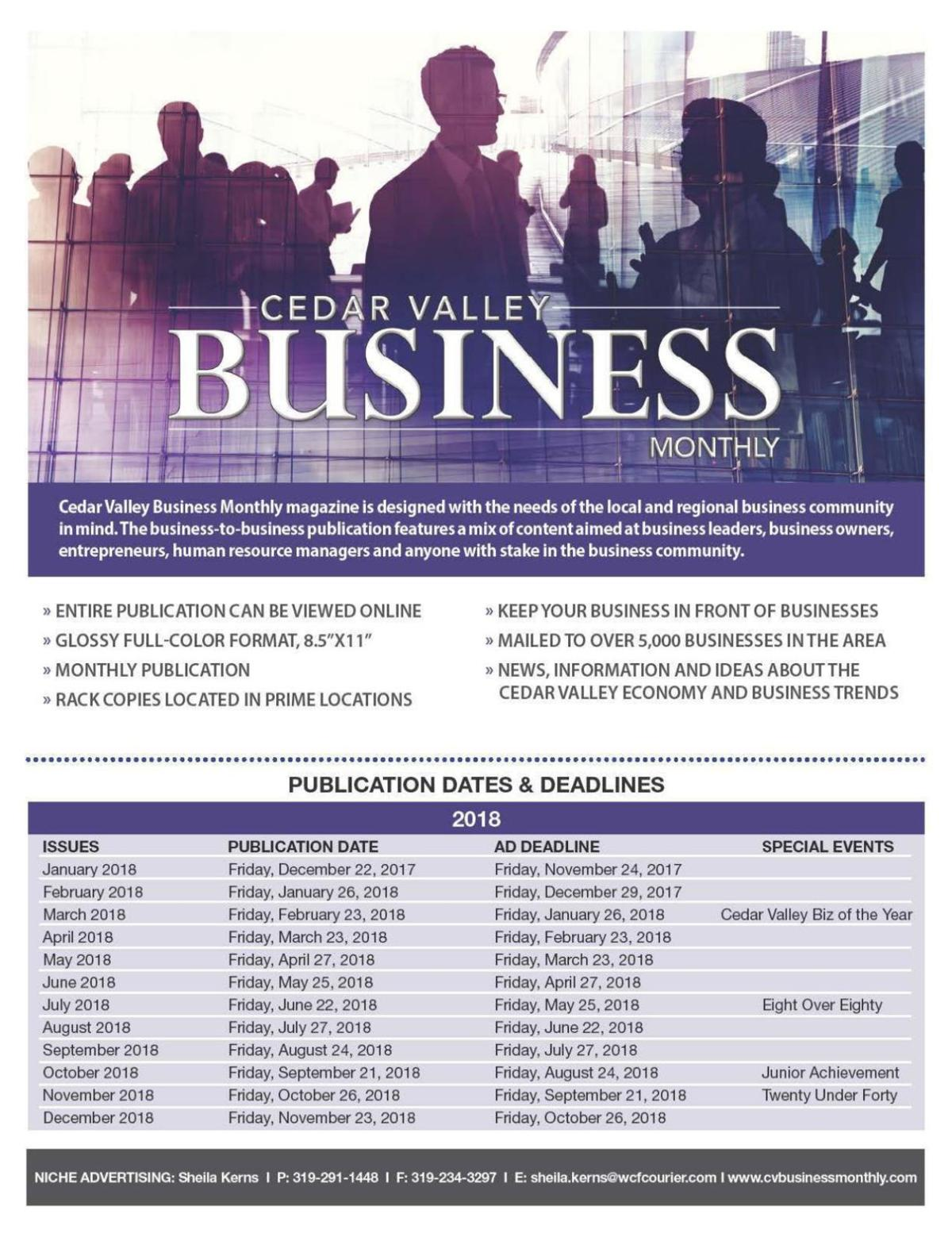 Business Monthly Rates