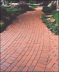 brick is back: clay pavers make a comeback in city streets and