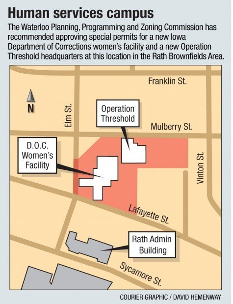 Human Services campus planned