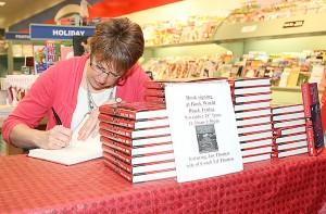 Jan Thomas book signing