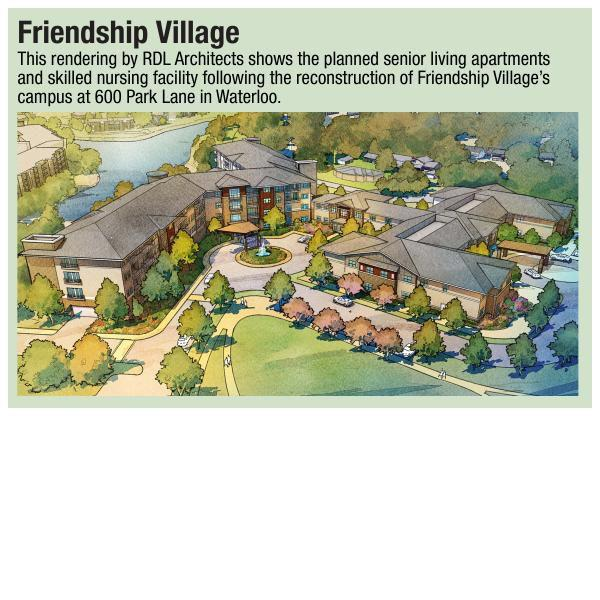 Friendship Village rendering PRINT