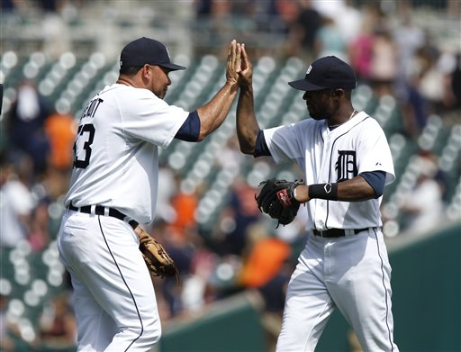Detroit Tigers In First Place Yet Not Comfortable Baseball