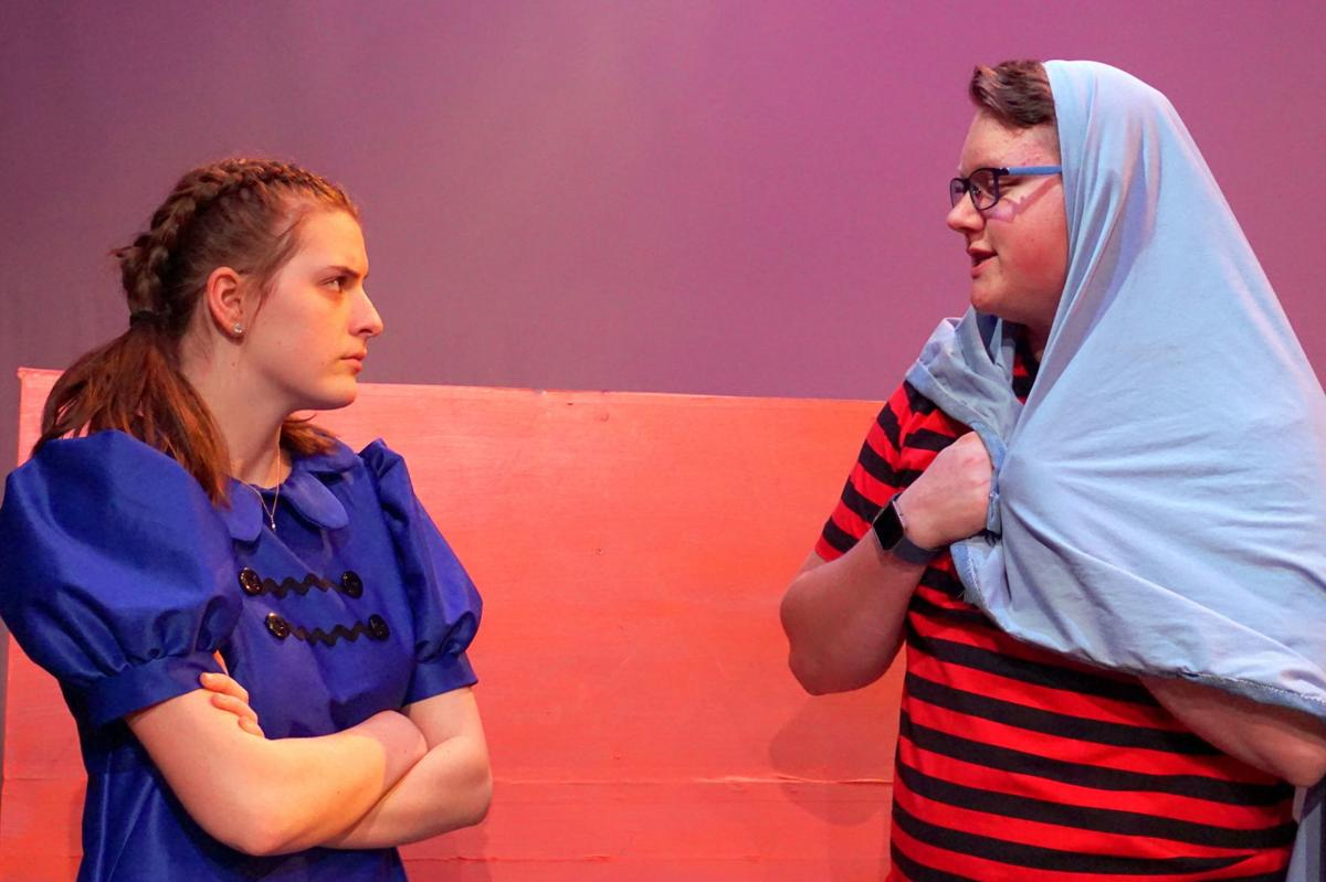 Alison Elliott Home Before Midnight black hawk children's theatre to present twin bill of