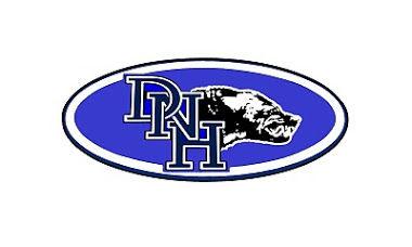 Dike-New Hartford dnh logo prep clip
