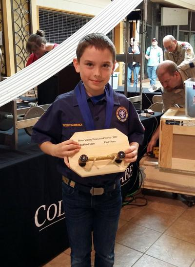 Ben Richards Will Compete In The World Pinewood Derby Championships New York City