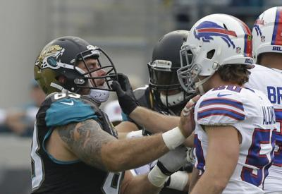 Bills Jaguars Football
