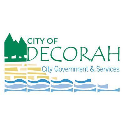 City of Decorah logo