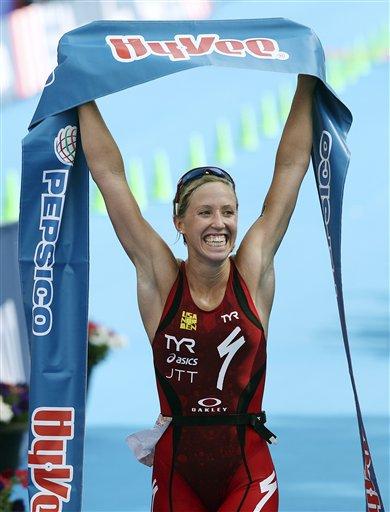 Hy vee triathlon prizes to win