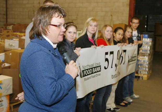 Barbara Prather Northeast Iowa Food Bank
