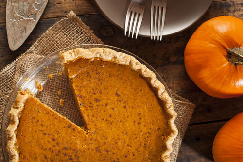 1. Pumpkin Pie