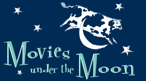 Movies Under the Moon logo
