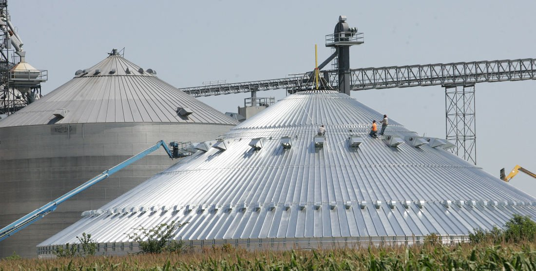 New storage bin in Dunkerton may be largest in Iowa ...